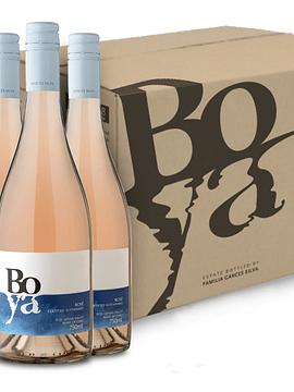 Boya Rosé 2019 | Caja 6 bot.