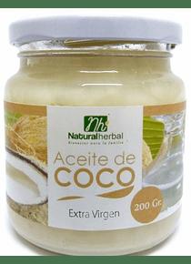 Aceite Coco - 200 gr.