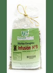 Infusión n°8 - 40 gr.