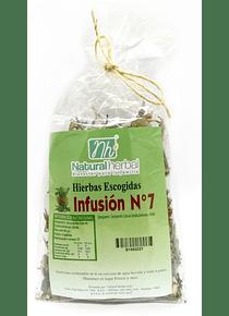 Infusión n°7 - 40 gr.