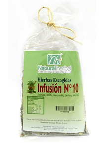 Infusión n°10 - 40 gr.