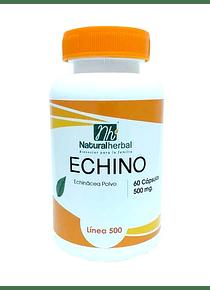 Echino - 60 Cápsulas  500 mg