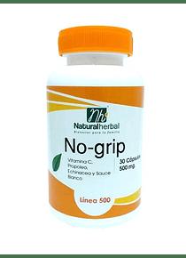 NO-grip - 30 Cápsulas 500 mg.