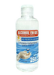 Alcohol Gel 250 ml