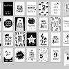 Tarjetas Ilustradas Les Petites