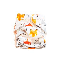 Pañal Suedecloth - Zorritos lindos