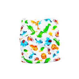 Pañal Suedecloth - Cocodrilo