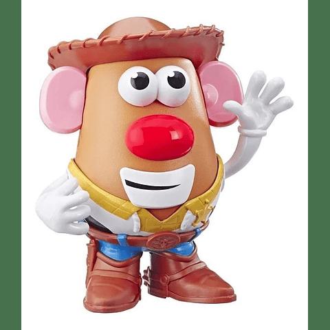 Mrs. Potato Head Woody