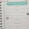 Cuaderno de Salud Bunny