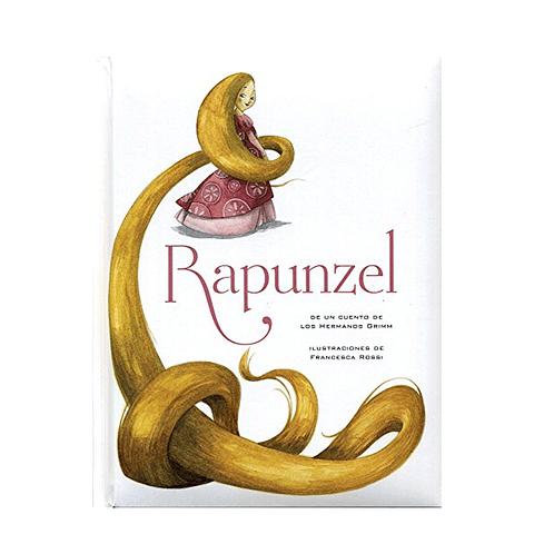 Maxi libro: Rapunzel