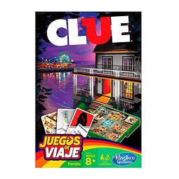 Clue - Juego de Viaje
