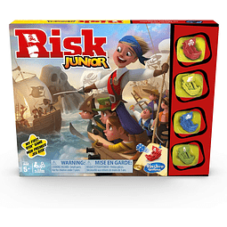 Risk Junior - Hasbro Gaming