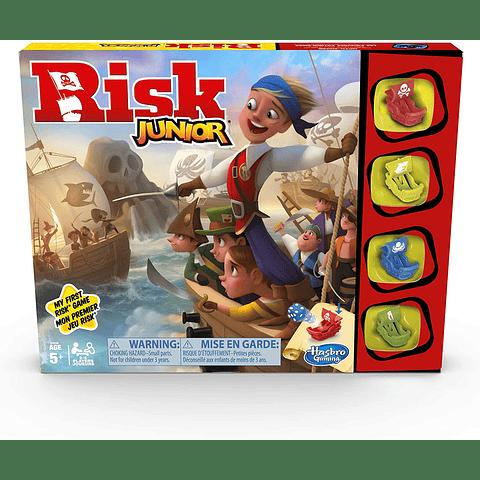 Risk Junior - Hasbro Gaming