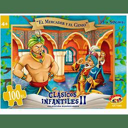 Puzzle El Mercader y el Genio