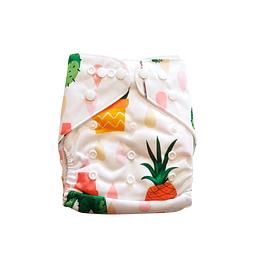 Pañal Suedecloth - Piñas y Cactus