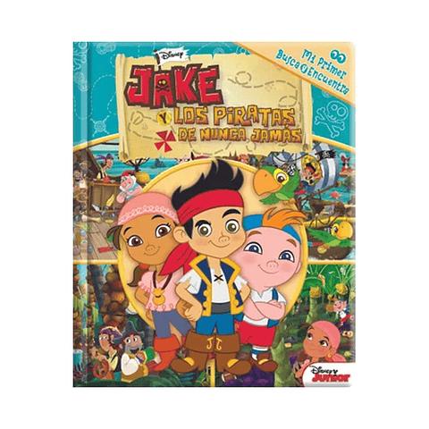 Busca y Encuentra: Jake y los piratas de nunca jamás