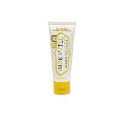 Pasta de dientes sin flúor- Banana