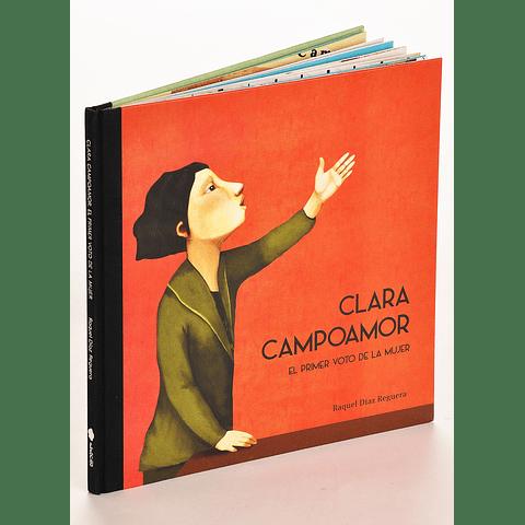 Clara Campoamor, El primer voto de la mujer