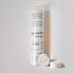 10 Toallas Húmedas Biodegradables Napkin