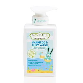 Shampoo & Body Wash Simplicity Jack n' Jill