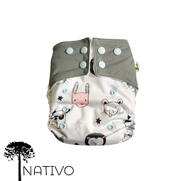 Pañal Nativo: Mara