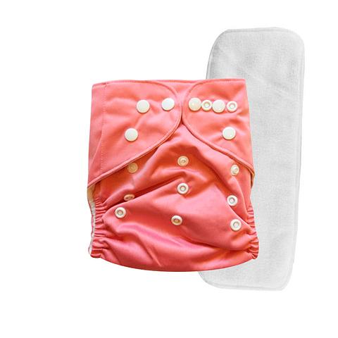 Pañal Suedecloth - Rosado
