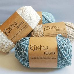 Pack de lana de ropa reciclada niño