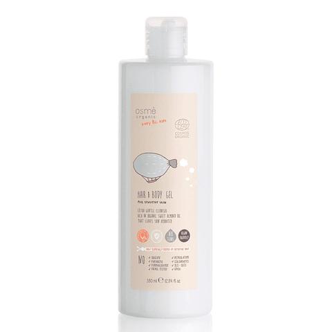 Shampoo y Gel de baño para Recién Nacido Osmé Organics