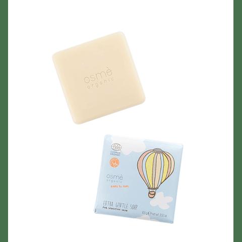 Jabón en barra Natural para Recién Nacido Osmé Organics