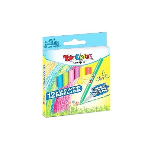 12 Crayones (lápices de cera)