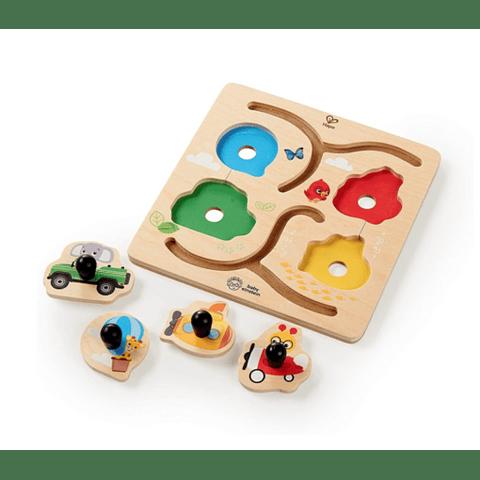 Puzzle de aventuras - Baby Einstein
