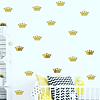 Sticker decoración para habitación coronas
