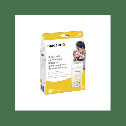 Bolsas para almacenar leche materna Medela