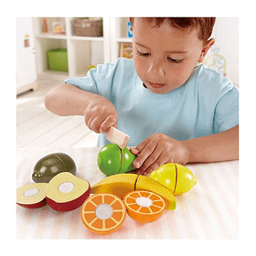 Set de frutas Hape
