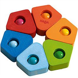 Sonajero Manchas de colores
