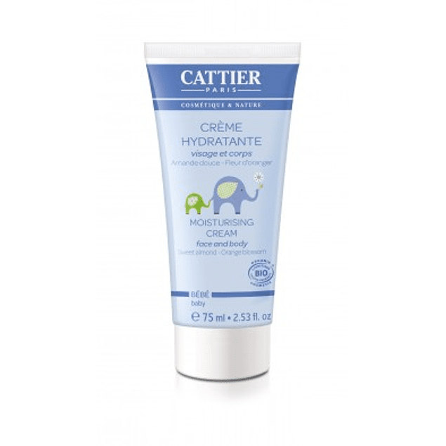 Crema Hidratante Cattier 75ml