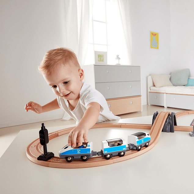 Pista de Tren Hape