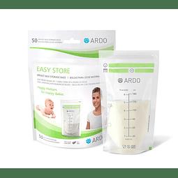 Easy Store - Bolsas para leche materna