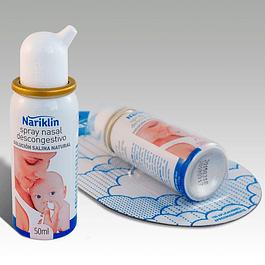 Spray Higiénico Nasal Nariklin