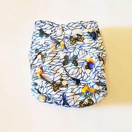 Pañal Suedecloth - Mariposas