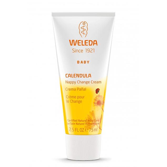 Crema Pañal de Caléndula Weleda 75ml