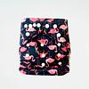 Pañal Suedecloth - Flamingos