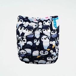 Pañal Suedecloth - Penguin