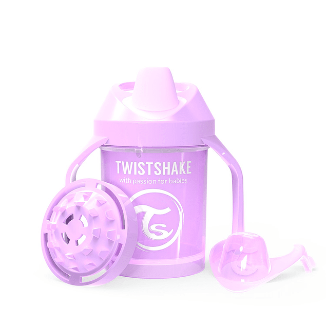 Vasos Antiderrame Twistshake