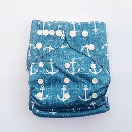 Pañal Suedecloth - Anclas