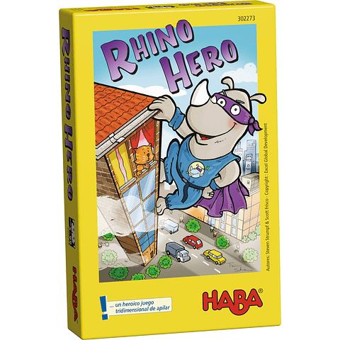 Juego de Mesa Rhino Hero Haba