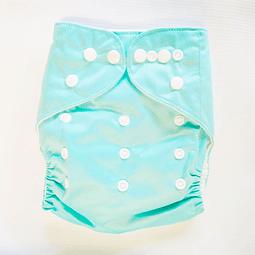 Pañal Suedecloth - Baby Blue