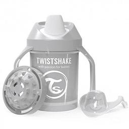 Vasos Antiderrame Twistshake Gris
