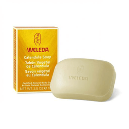 Jabón en barra Caléndula - Weleda