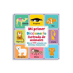Mi primer diccionario ilustrado de animales